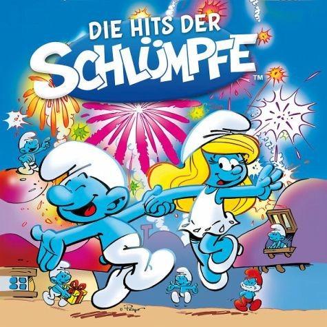Audio CD »Die Schlümpfe: Die Hits Der Schlümpfe«