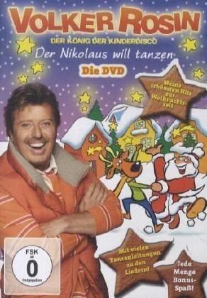 DVD »Der Nikolaus will tanzen, DVD«