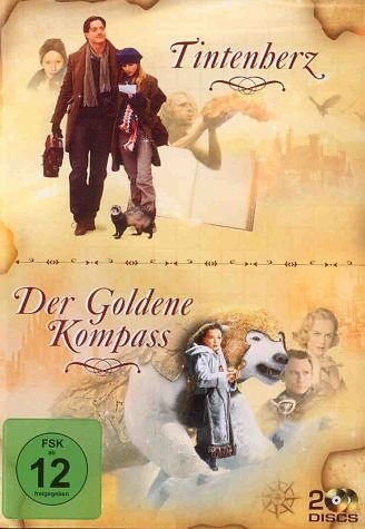 DVD »Tintenherz & Der Goldene Kompass«