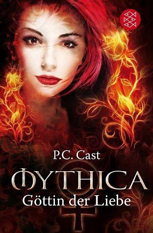 Broschiertes Buch »Göttin der Liebe / Mythica Bd.1«