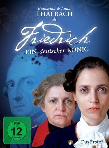 DVD »Friedrich - Ein deutscher König«