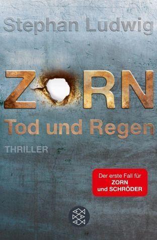 Broschiertes Buch »Zorn - Tod und Regen / Hauptkommissar Claudius...«
