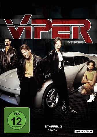 DVD »Viper - Staffel 2 (6 Discs)«