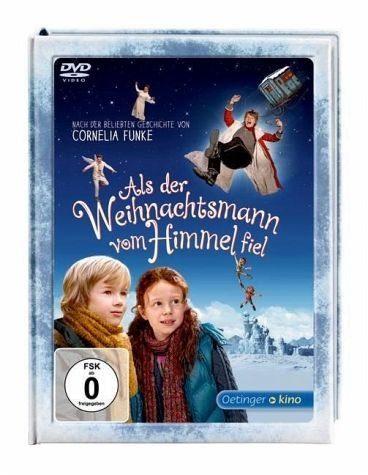DVD »Als der Weihnachtsmann vom Himmel fiel (nur...«
