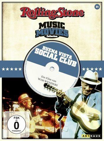 DVD »Buena Vista Social Club (OmU)«
