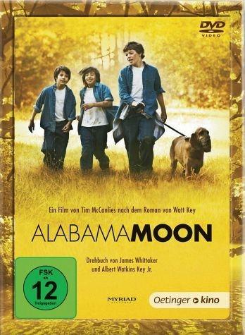 DVD »Alabama Moon - Abenteuer Leben (nur für den...«