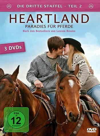 DVD »Heartland - Paradies für Pferde: Die dritte...«