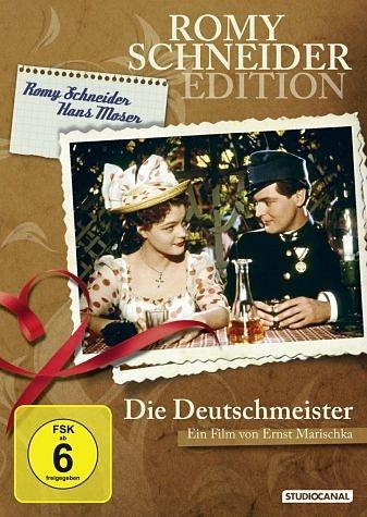 DVD »Die Deutschmeister (Romy Schneider Edition)«