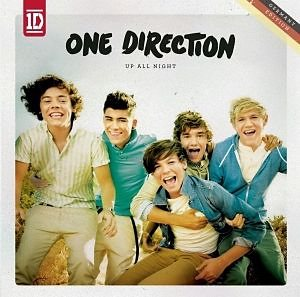 Audio CD »One Direction: Up All Night«