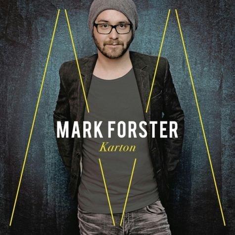Audio CD »Mark Forster: Karton«
