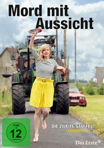 DVD »Mord mit Aussicht - Staffel 2 (Folgen 1-6) (2...«