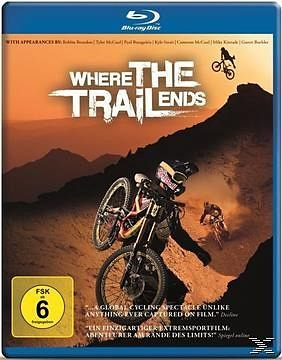 Blu-ray »Where the Trail Ends«