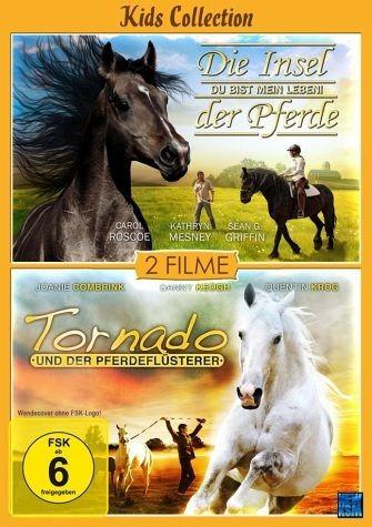 DVD »Kids Collection: Die Insel der Pferde/Tornado...«