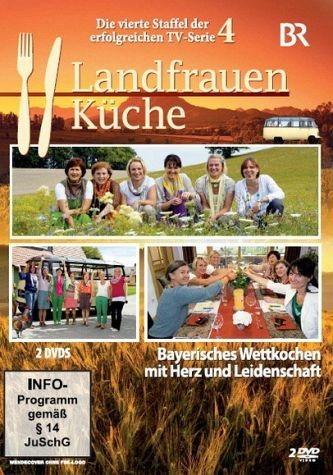 DVD »Landfrauenküche - Staffel 4 (2 Discs)«