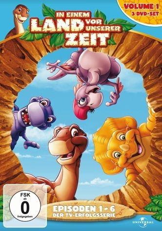 DVD »In einem Land vor unserer Zeit - Volume 1,...«