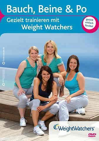 DVD »Weight Watchers - Bauch, Beine & Po: Gezielt...«