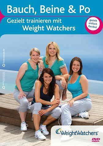 DVD »Weight Watchers - Bauch, Beine & Po: Gezielt...«