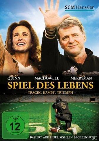 DVD »Spiel des Lebens - Tragik. Kampf. Triumph«
