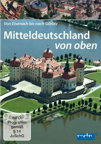 DVD »Mitteldeutschland von oben«