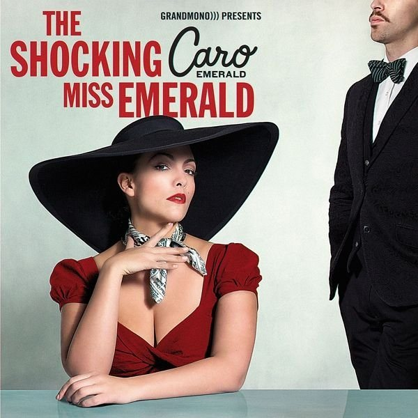 Audio CD »Caro Emerald: The Shocking Miss Emerald«