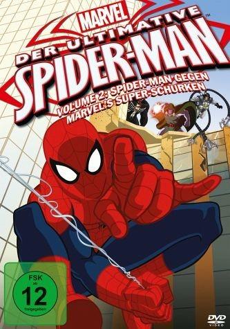 DVD »Der ultimative Spider-Man - Volume 2:...«