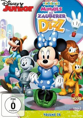 DVD »Micky Maus Wunderhaus, Volume 24 - Der...«