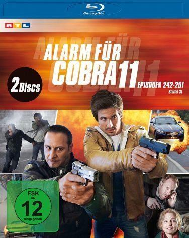 Blu-ray »Alarm für Cobra 11 - Staffel 31 (2 Discs)«