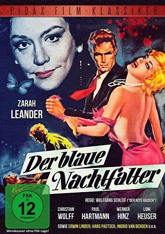 DVD »Der blaue Nachtfalter«