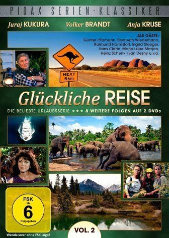 DVD »Glückliche Reise - Vol. 2 (2 Discs)«