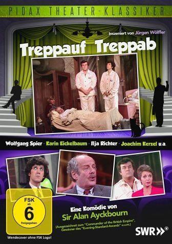 DVD »Treppauf Treppab«