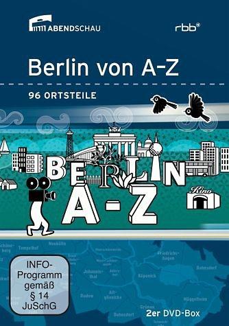 DVD »Berlin von A - Z«