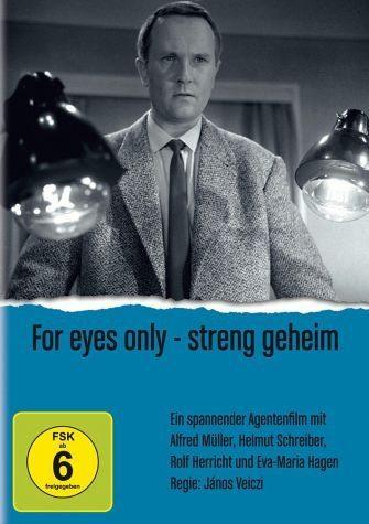 DVD »For Eyes Only - Streng geheim«