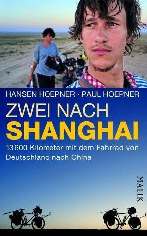 Gebundenes Buch »Zwei nach Shanghai«