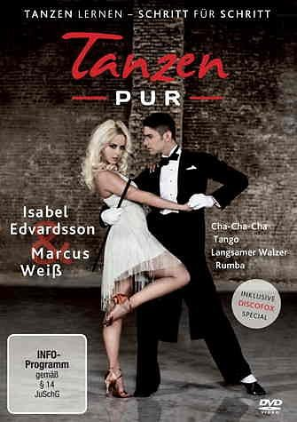 DVD »Tanzen pur - Der Tanzkurs mit Isabel...«