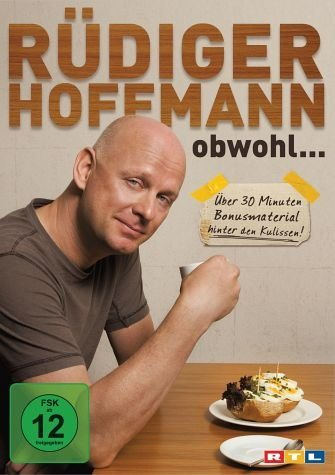 DVD »Rüdiger Hoffmann - Obwohl...«