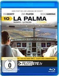 Blu-ray »Airbus A320-200 München-La Palma, 1 Blu-ray«