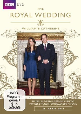 DVD »The Royal Wedding - William & Catherine«