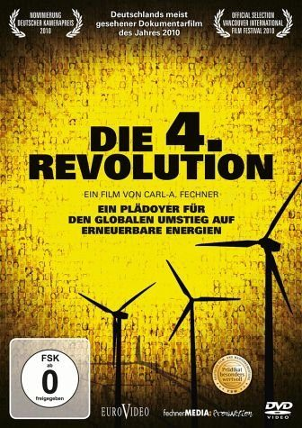 DVD »Die 4. Revolution«