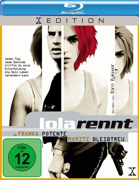 Blu-ray »Lola rennt«