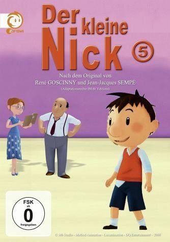 DVD »Der kleine Nick 5«