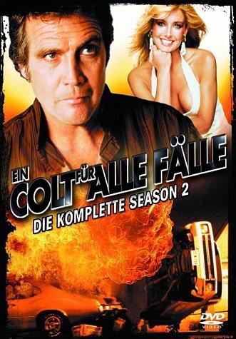 DVD »Ein Colt für alle Fälle - Die komplette Season...«