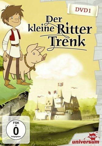 DVD »Der kleine Ritter Trenk - DVD 1«