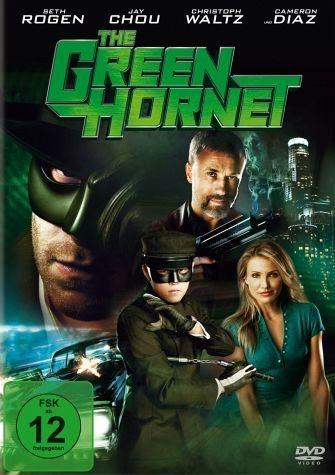 DVD »The Green Hornet«