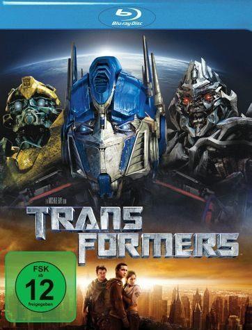 Blu-ray »Transformers (Einzel-Disc)«