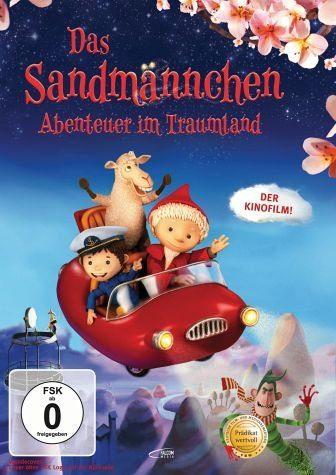 DVD »Das Sandmännchen - Abenteuer im Traumland«