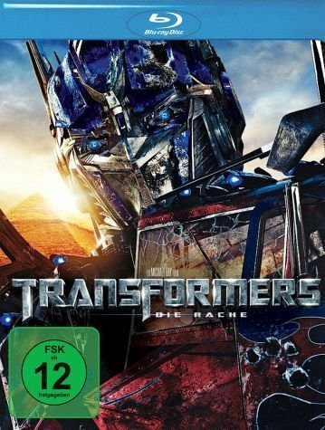 Blu-ray »Transformers - Die Rache (Einzel-Disc)«