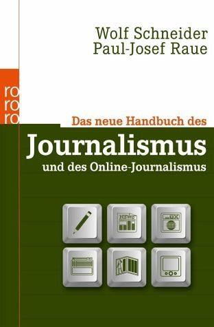 Broschiertes Buch »Das neue Handbuch des Journalismus und des...«