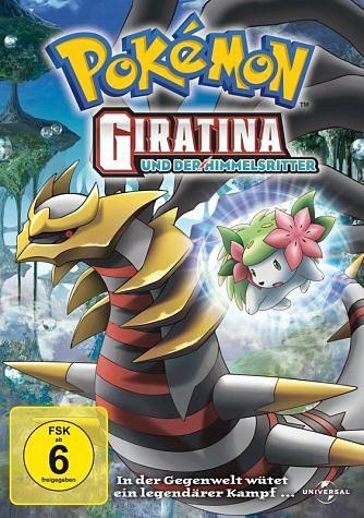DVD »Pokémon - Giratina und der Himmelsreiter«