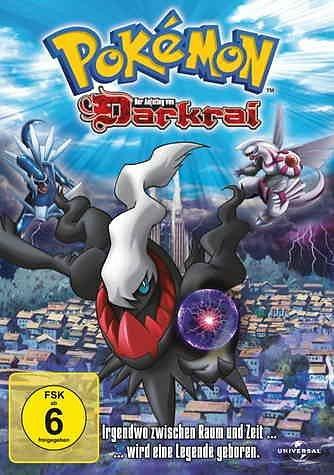DVD »Pokémon - Der Aufstieg von Darkrai«