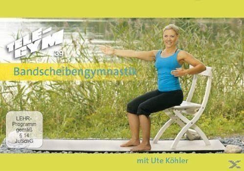 DVD »Tele-Gym 39 - Bandscheibengymnastik«